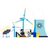 5Fuel Typescoal, nuclear, wind, hydro and solar