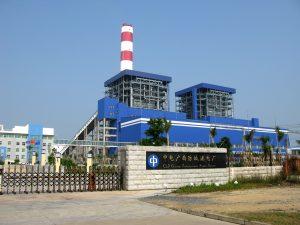 广西防城港电厂(2008年)