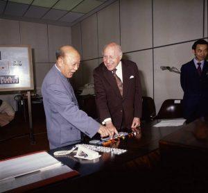 与广东省电力公司的互联互通启动仪式 (1979年)